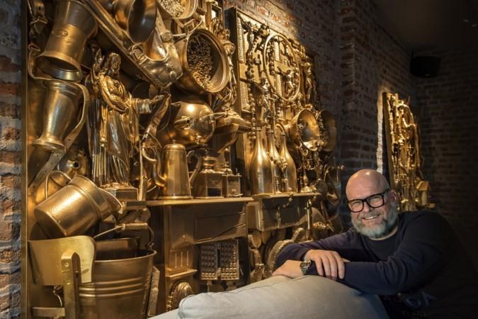 Van spullen uit de sloop tot kunstwerk in een nieuw restaurant in Reijmerstok: 'je raakt er niet op uitgekeken'