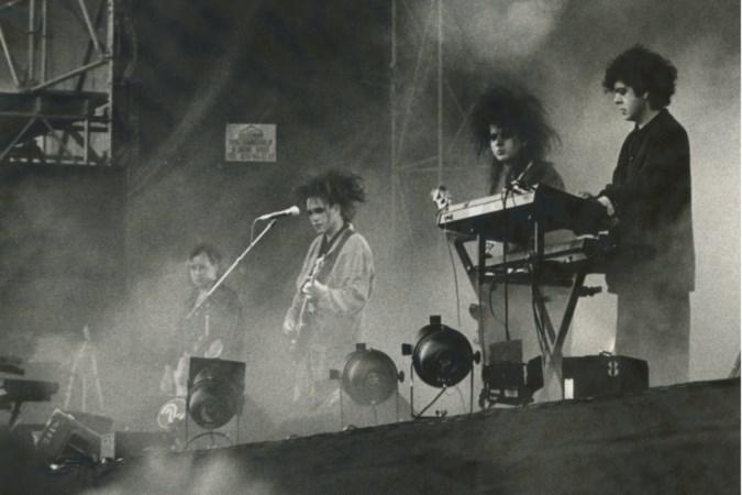 Geleen eert The Cure 35 jaar na dato op Pinkpop