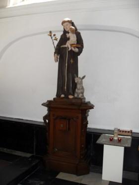 13 Juni is de naamdag van de heilige Antonius