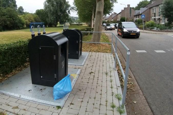 Valkenburg wil camera's bij glasbakken tegen dumpen van afval