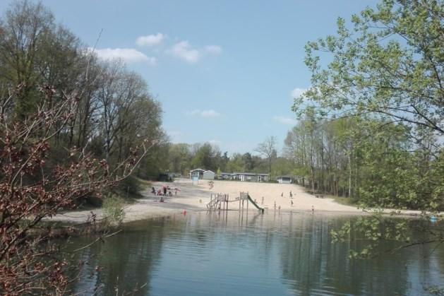 Strandbad Maasduinen voorlopig alleen toegankelijk voor parkgasten