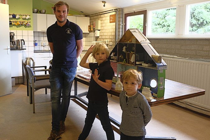 Thuis hutten bouwen tijdens coronaproof Timmerdorp XXL