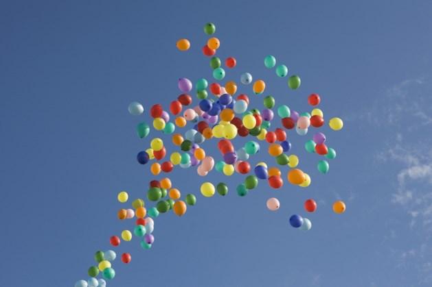 In kaart: Limburgse gemeenten blijven ver achter bij verbod op oplaten van ballonnen