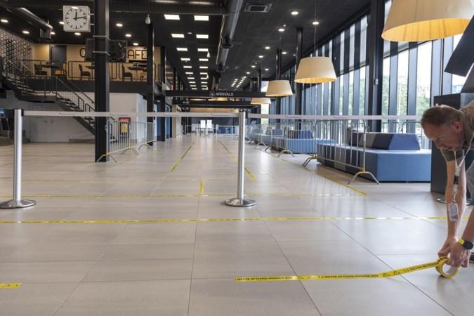 Vrachtrecords en passagiersdip, vliegveld Beek bereidt zich voor op verlate start vakantieseizoen
