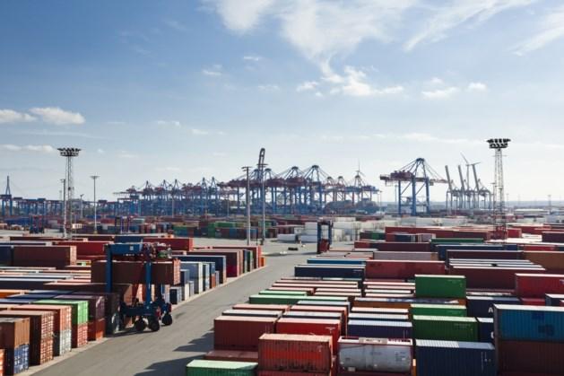 Duitse export gaat zwaar gebukt onder crisis