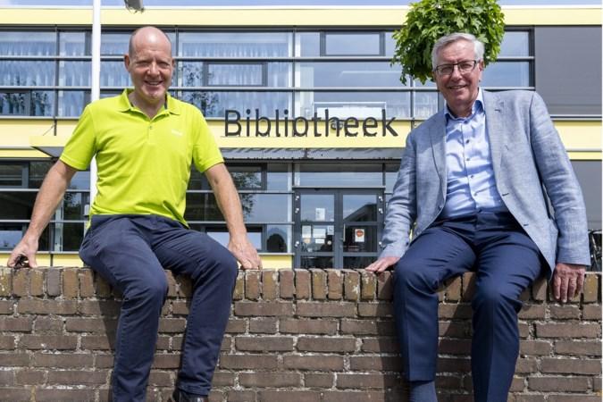 Wisseling van de wacht in het Heuvelland: 'Bieb zou eigenlijk elke dag open moeten zijn'