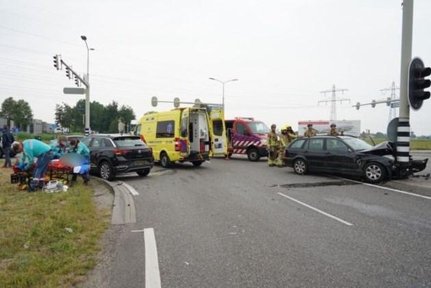 Gewonde bij ongeluk op Ringbaan-Noord in Weert