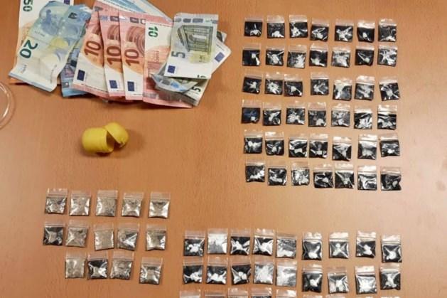 Politie houdt Heerlense drugsdealer aan in Geleen