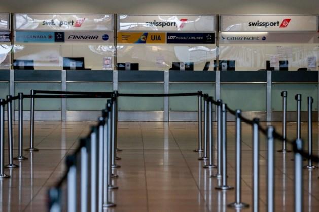 Doek valt voor Swissport België, 1500 banen weg