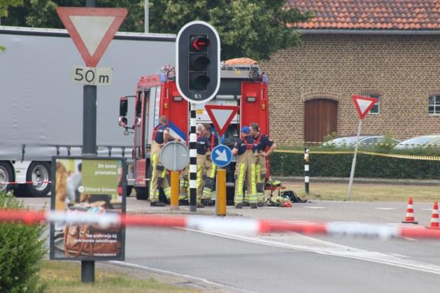 Groot gaslek zorgt in Sittard voor wegafsluiting