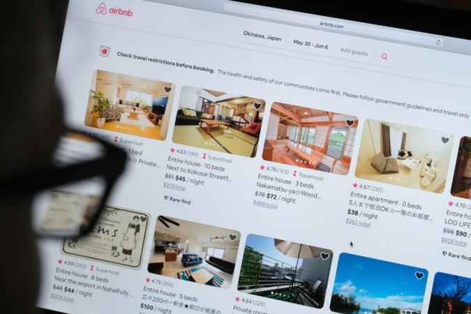 Klanten Airbnb eisen 6,5 miljoen euro aan servicekosten terug
