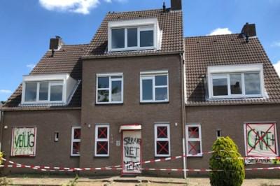 Buurtbewoners in Maasniel lopen na eerdere slechte ervaringen te hoop tegen huisvesting cliënten zorginstelling