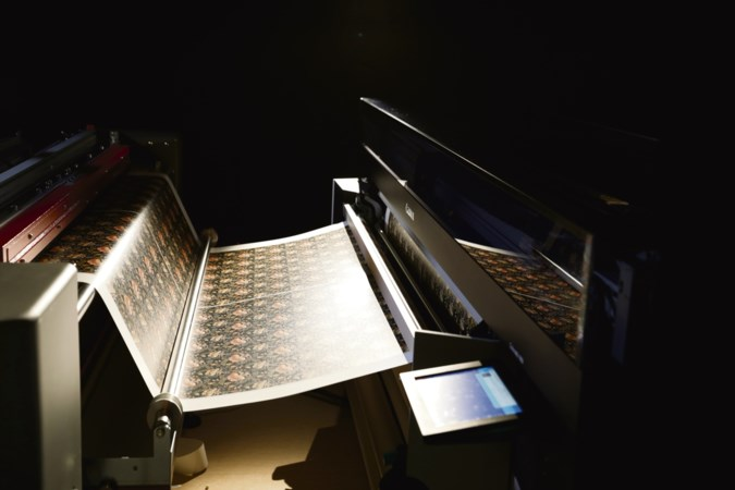 Canon in Venlo komt met 'printfabriekje' voor je eigen behang