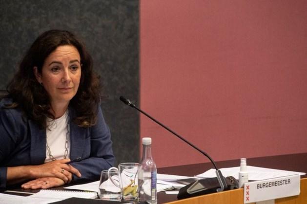 Halsema overleeft motie van wantrouwen over demonstratie op de Dam