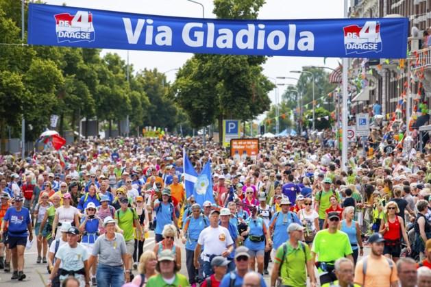 Wandelbond komt met alternatief voor Vierdaagse