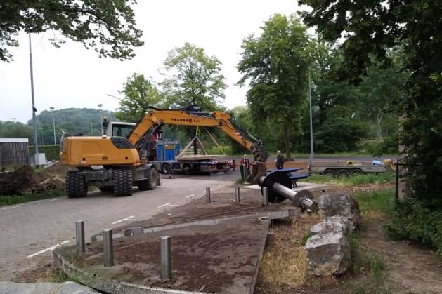 Nieuwe schuilplek voor jongeren in Valkenburg