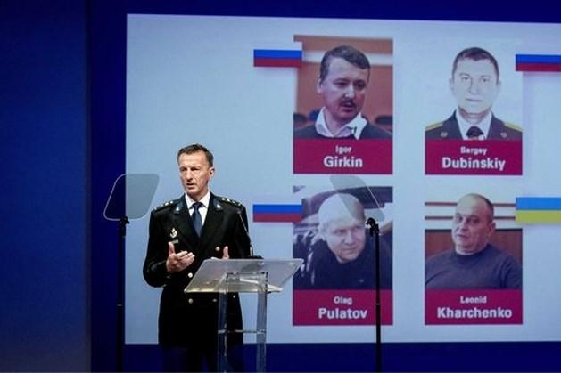 OM houdt het voorlopig bij vier verdachten in MH17-proces