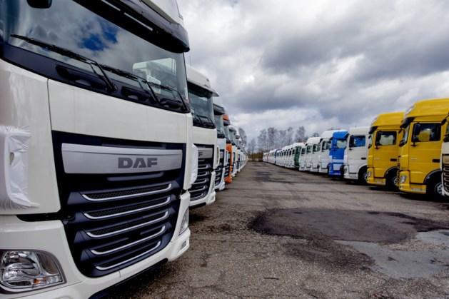 Parkeren trucks in Simpelveld verruimd