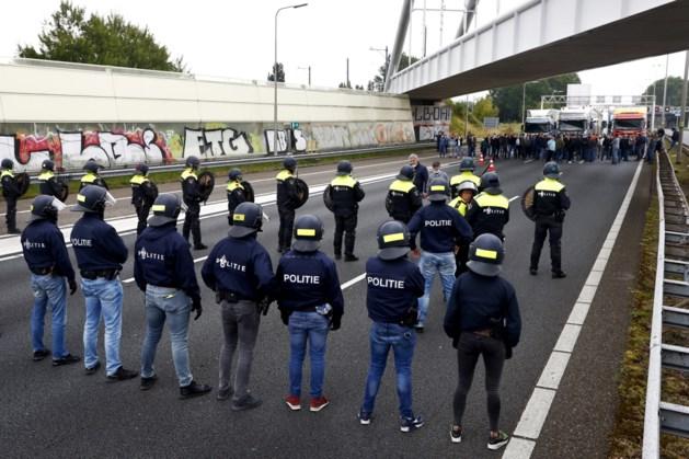 Kermisexploitanten demonstreren op Malieveld: 'We zijn niet uit op trammelant'