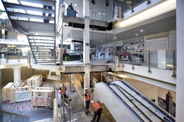 Roltrap Prijsvraag Dagen bij winkelcentrum 't Loon
