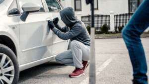 Minder voertuigen gestolen in 'coronamaanden'