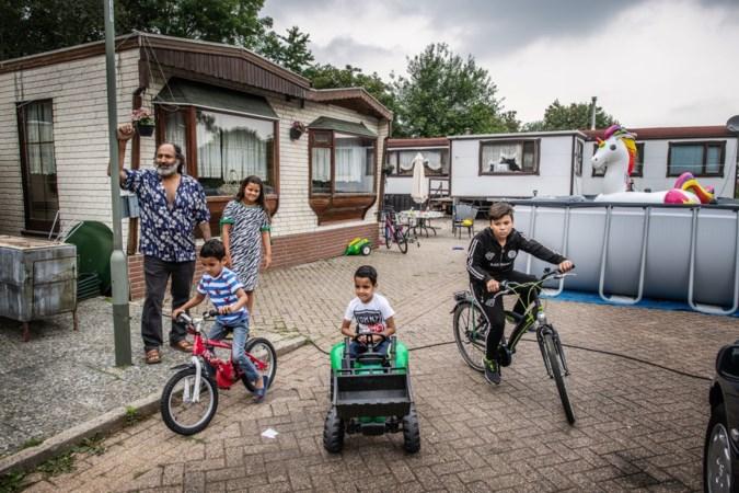 Woonwagenkamp aan statige Bosserveldlaan in Beek gaat compleet op de schop