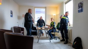 Woonpunt bezorgt pop-upwijkagent een eigen, tijdelijk bureautje
