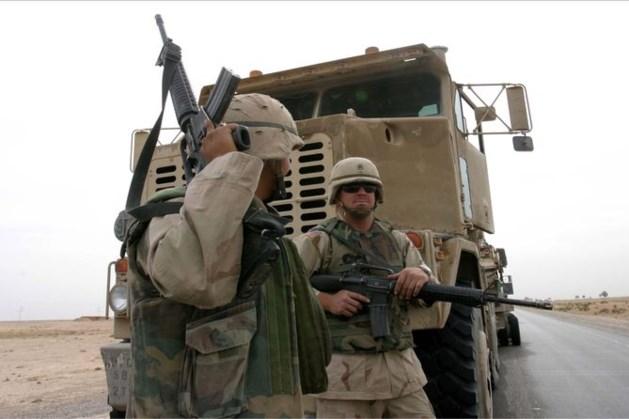 VS reduceren 'komende maanden' troepenmacht in Irak