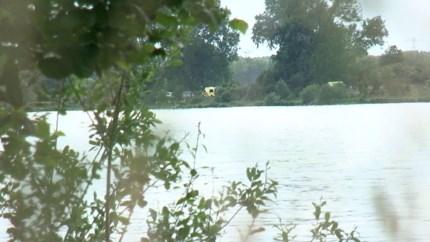 Zwemmer ernstig gewond na duik in Oolderplas