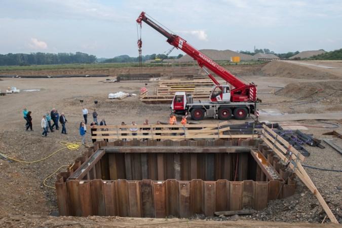 Inwoners van toekomstig eiland Maasband mogen naam bedenken voor nieuwe brug