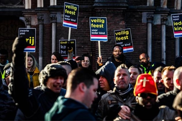 Kick Out Zwarte Piet demonstreert in Maastricht en Weert
