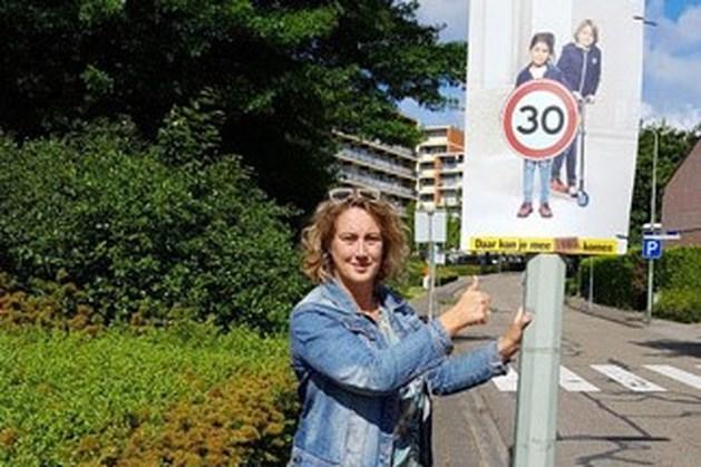 Raadsleden Vaals wijzen op snelheidslimiet