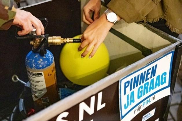 Kabinet presenteert wetsvoorstel voor lachgasverbod