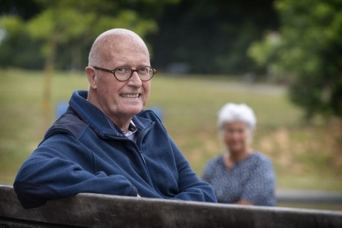 Antoine (67) overleefde coma omdat hem steeds verteld werd dat hij opa zou worden