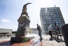 Rutte over 'beeldenstorm': Je kunt de geschiedenis niet wegwerken