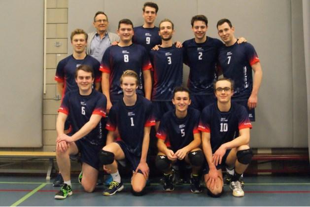 Volleyballers Civitas promoveren alsnog naar promotieklasse