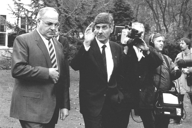 Zorgen over Nederland in Europa: het olifantengeheugen van Helmut Kohl