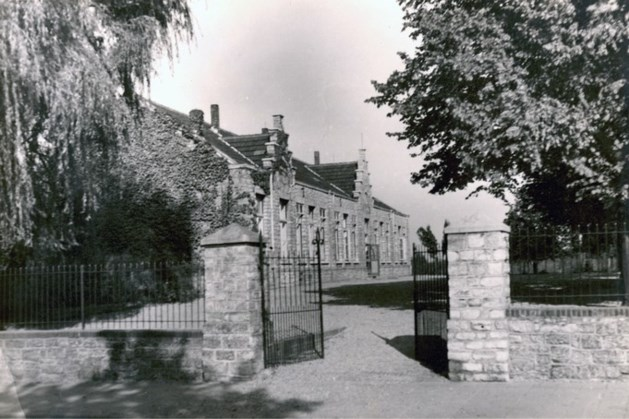 Historische foto Auw Sjoeël vereeuwigd in gemeenschapshuis Ubachsberg