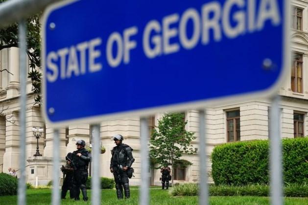 Zwarte man in Atlanta overlijdt na worsteling met agenten