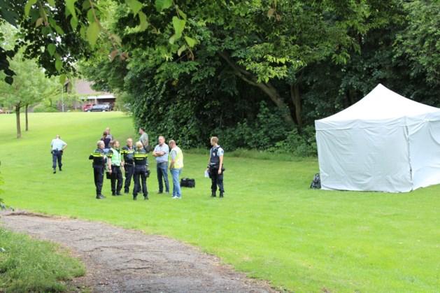 Lichaam gevonden in parkje: politie doet onderzoek