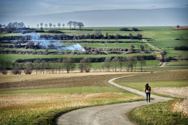 Vier extra waterbuffers langs gereconstrueerde Ruilverkavelingsweg