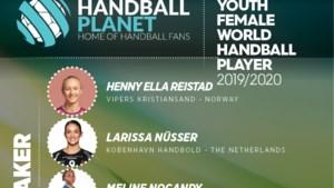 Larissa Nusser maakt kans op internationale prijs