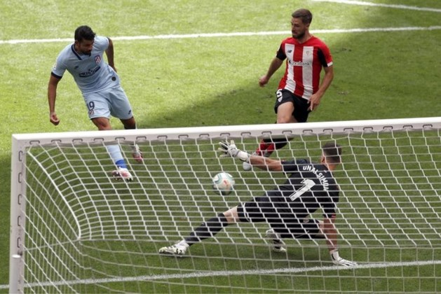 Atlético doet slechte CL-zaken met remise in Bilbao
