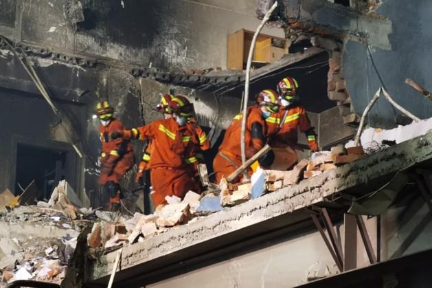 Brandstoftruck ontploft in China: doden en veel gewonden
