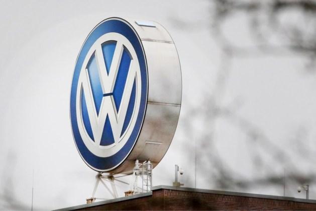 Verkoop Volkswagen opnieuw gekelderd in mei door coronacrisis