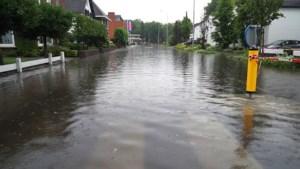 Verzekeraars brengen schade regenbuien in kaart