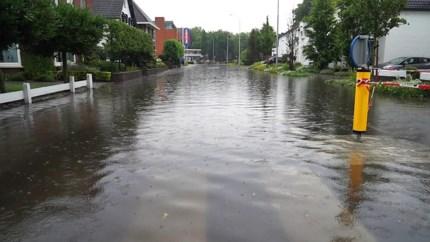 Verbazing over wateroverlast in gerenoveerde straten Weert