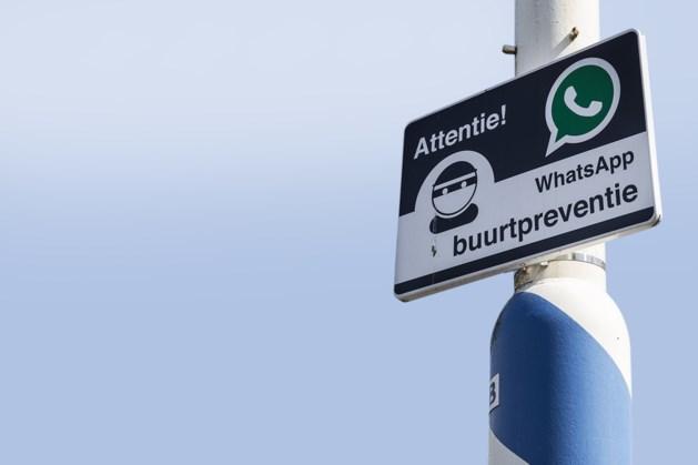 Wijkagenten willen info delen via buurtpreventiegroepen
