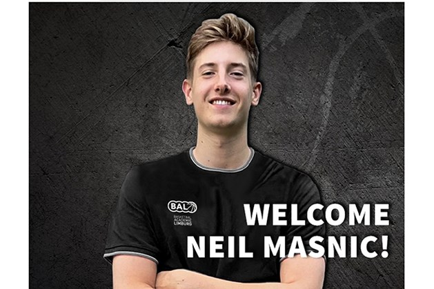BAL legt Duits talent Neil Masnic vast