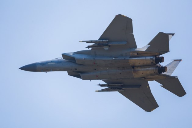 Amerikaans gevechtsvliegtuig neergestort in Noordzee, lichaam piloot gevonden